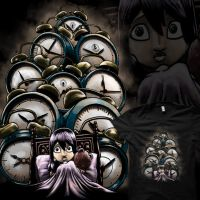 Clock Nightmare by Fuacka