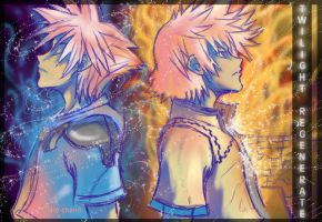 KH-Twilight Regenerate by Sho-chan9