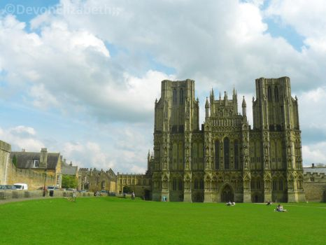 Wells Cathedral by Arngaladh
