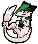Chivalrousnarwhal Journal Buddy by SushiGryphon