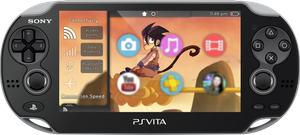 Vita UI - Screen 5 by SimonDiff