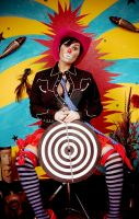 Rodeo Clown by drowninggirl