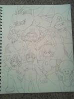 Project Mario WIP 2 by ShadowmarkQueen07