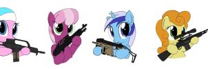 Friendship Militia by Pyruvate