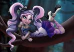 Kitty Cheshire from Ever After High by Kennienoname