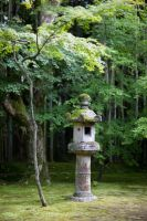 Stone Lantern III by Quit007