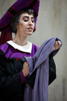 Frollo Cosplay 3 by MakeupGoddess