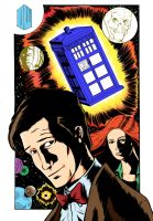 The Doctor... Now with Color! by dannphillips