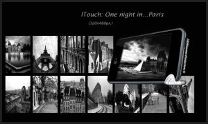 -ITouch: One night in...Paris- by Hemingway81