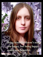 Happyness is Beauty by draconiangem