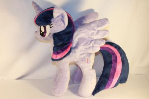 Alicorn Twilight Sparkle - Without Accessories by KarasuNezumi