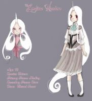 Emalisse - New Ref by kibou-chan