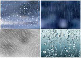 Drops-backgrounds by vectorbackgrounds