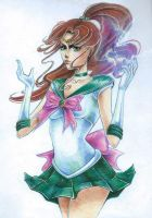 Sailor Jupiter by ShiNasty