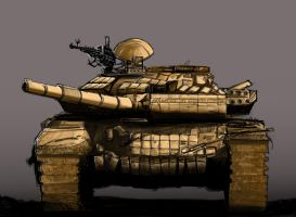 T-72 by khor11
