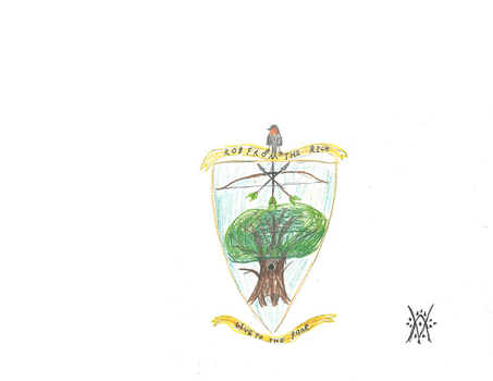 The Crest of Robin Hood by EarlofChutney