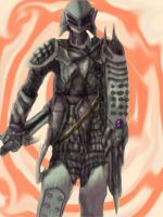 Legendary Warrior by Viscocent