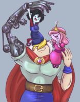 Adventure Time - Big Brother by kei111