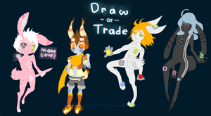 Draw-or-Trade 4 .:Closed!:. by Pieology