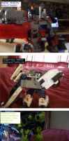 Allspark 24.  Scouts by optimus304