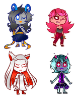 [C]: Crayon Cheebs Batch 4 by TheShatteredParadox