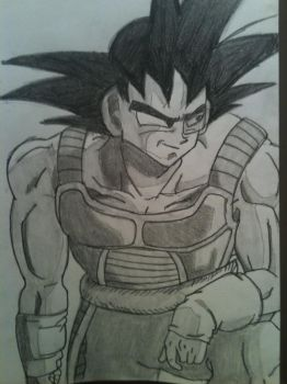 Bardock by KingdomOfMine