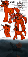 MLP-KH: FoH Axel Reference by Spirit-Of-Snow