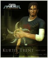 Kurtis Trent Next Gen for XNALara by raccooncitizen
