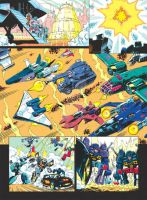 Transformers Generations 2011 vol.2 - comic page 3 by GuidoGuidi