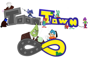 Toontown Infinite Logo by Toontown-Slendy