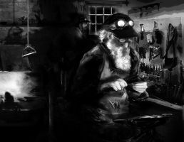 The Forge by greyorm