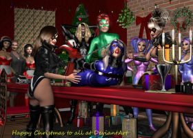 Christmas 2014 by Tuffers-Art
