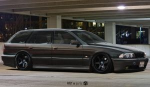 BMW E39 Wooden Parts by RNTdesign
