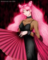Black Lady: Elegant Evil by benwhoski