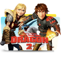 How To Train Your Dragon 2 by RajivCR7
