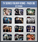 TV Series Folder Icons - Pack 86 by DYIDDO