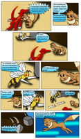 The Pokemorph Stories (Page 51) - Rescue by Ryusuta
