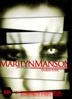 Me as Manson by incubusion