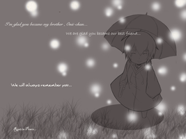 Our last words by arme-chan