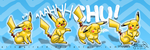 Pokemon: Pikachu Sneeze by Odie-Farber