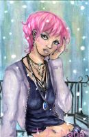 Tonks by dontcallmenymphadora