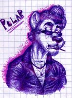 Greaser Polar by RetroCharo