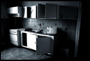 Lost Kitchen by dafour