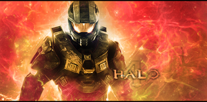 Halo 4 Signature by oJonn