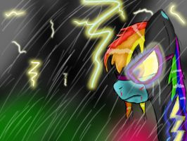 Tears In Rain by Aotsuken