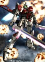 SWORD IMPULSE GUNDAM 02 by Ladav01