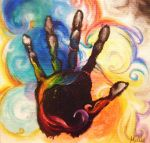 The Hand by x-surrealist-x