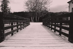 A bridge to the unknown. by chiaramncsp
