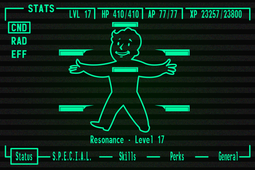 Pipboy Recreation by SUBJECT-241