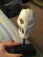 Splatter House Mask :D by xXsaintXx7667